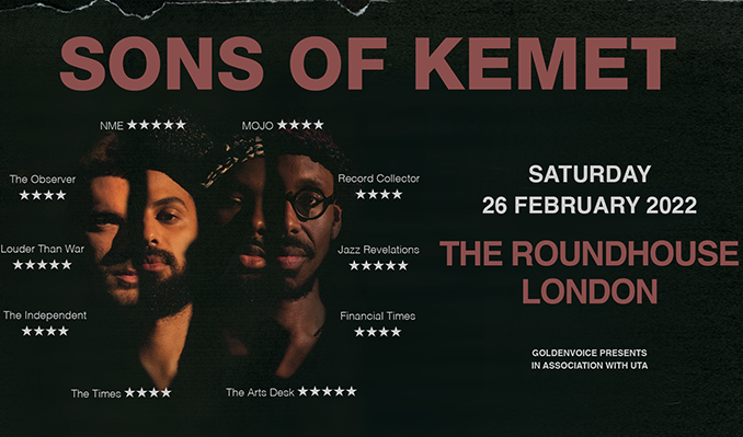 Sons of Kemet tickets at The Roundhouse in London