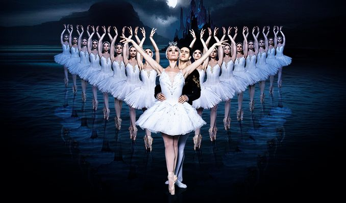 Swan Lake tickets at Pikes Peak Center in Colorado Springs