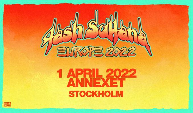 Tash Sultana tickets at Annexet in Stockholm