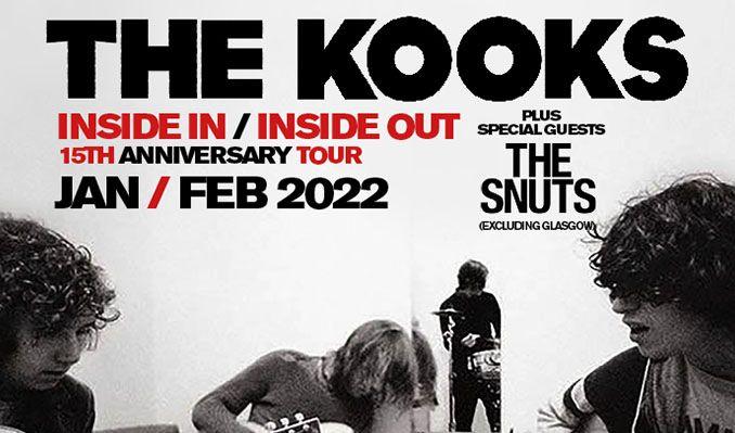 The Kooks tickets at O2 Academy Birmingham in Birmingham