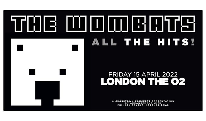 The Wombats tickets at The O2 in London