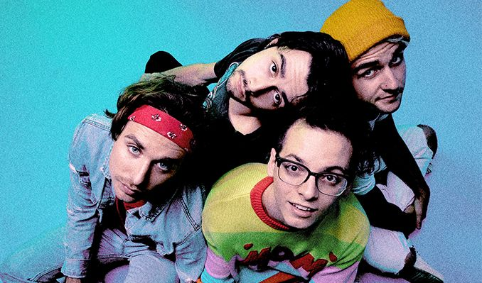 The Wrecks tickets at The Roxy in Los Angeles