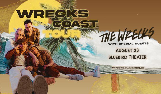 The Wrecks tickets at Bluebird Theater in Denver