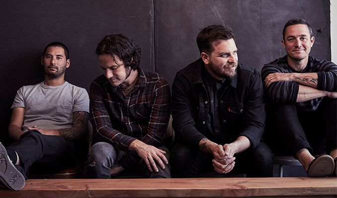 Thrice tickets at Terminal 5 in New York