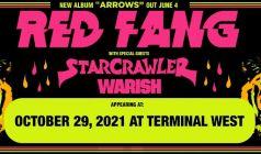 Red Fang Starcrawler and Warish