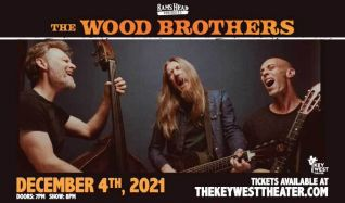 The Wood Brothers w/ The Dead Tongues
