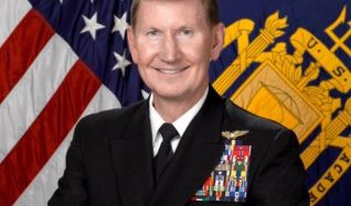An Evening with Vice Admiral Walter