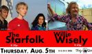 Willie Wisely and The Starfolk tickets at Turf Club in Saint Paul