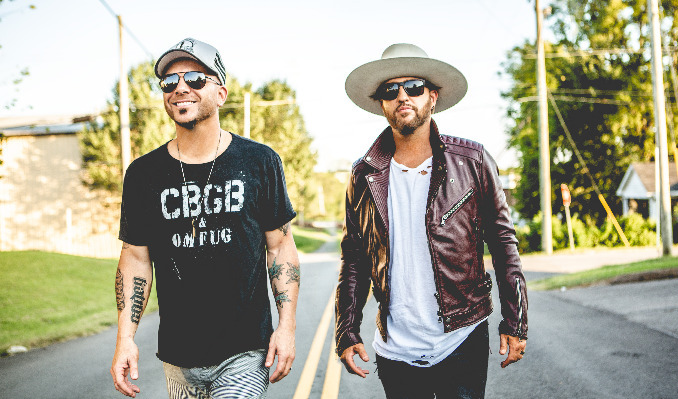 Hot Country Nights: LOCASH tickets at Fourth Street Live! in Louisville