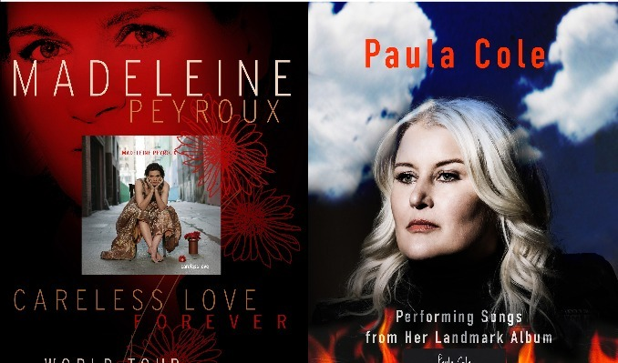 Madeleine Peyroux & Paula Cole tickets at Variety Playhouse in Atlanta