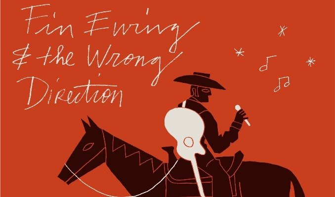 Fin Ewing & The Wrong Direction tickets at Billy Bob's Texas in Fort Worth