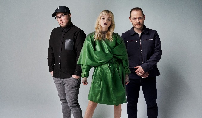 CHVRCHES with special guest Donna Missal tickets at Boulder Theater in Boulder