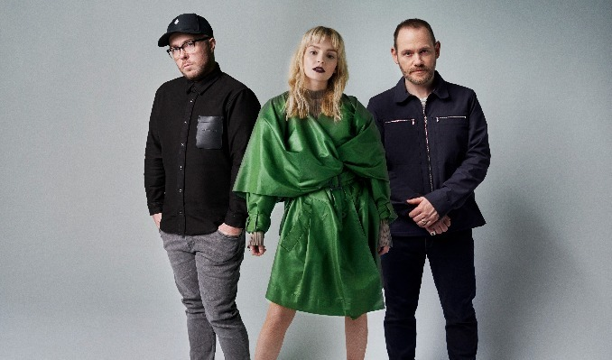 CHVRCHES tickets at Stage AE in Pittsburgh