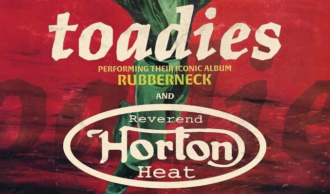 Toadies and Reverend Horton Heat tickets at First Avenue in Minneapolis