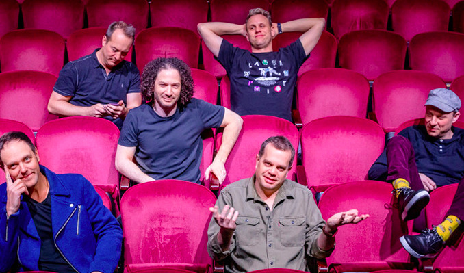 Umphrey's McGee tickets at The Riverside Theater in Milwaukee