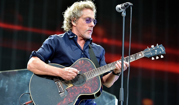Roger Daltrey tickets at The Mountain Winery in Saratoga