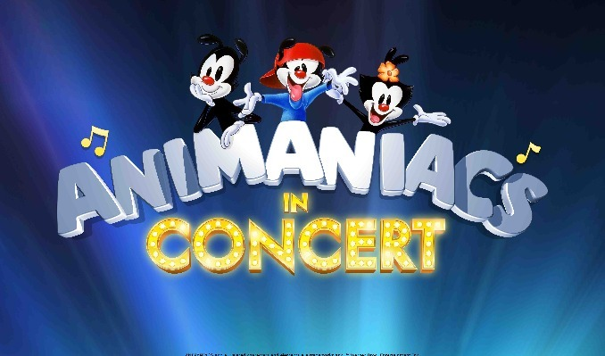 The Animaniacs tickets at The Fitzgerald Theater in St. Paul