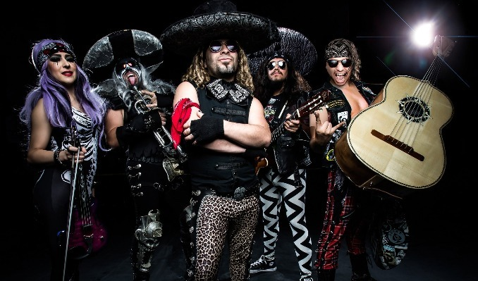 Metalachi tickets at Trees in Dallas