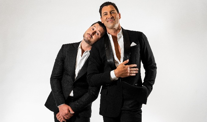 Maks & Val tickets at The Fitzgerald Theater in St. Paul