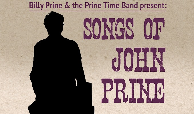 Billy Prine & The Prine Time Band Presents: Songs of John Prine tickets at The Pabst Theater in Milwaukee