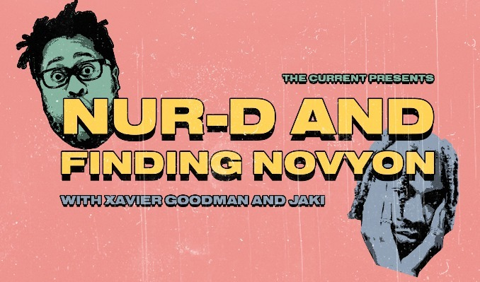 Nur-D and Finding Novyon tickets at Fine Line in Minneapolis