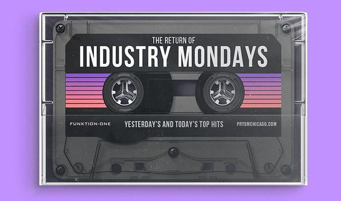 Industry Mondays (Metro + Gordo) tickets at PRYSM Nightclub in Chicago
