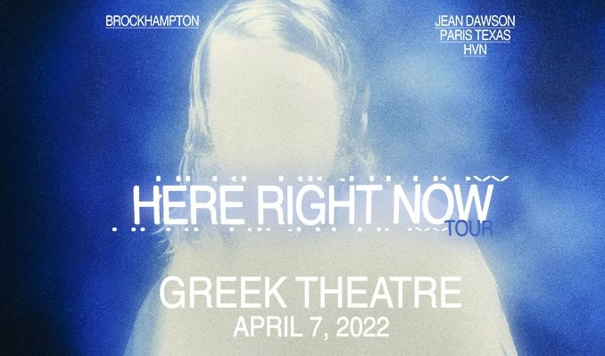 BROCKHAMPTON tickets at The Greek Theatre in Los Angeles