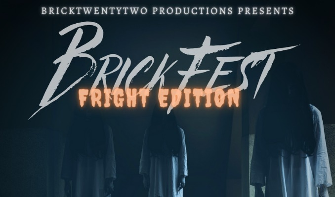 BrickFest: Fright Edition tickets at Gas South Theater in Duluth