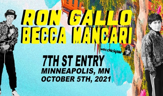 Ron Gallo and Becca Mancari tickets at 7th St Entry in Minneapolis