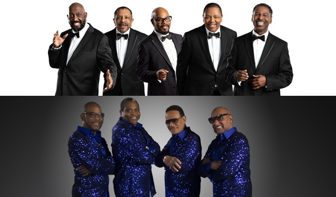 The Temptations & Four Tops tickets at The Mountain Winery in Saratoga