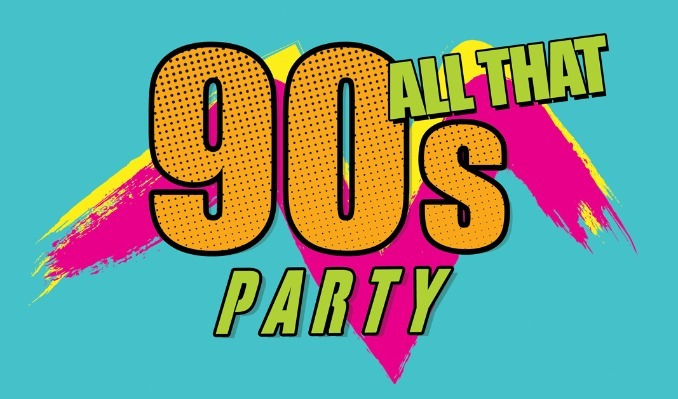 All That 90s Party tickets at First Avenue in Minneapolis