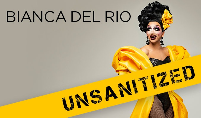 Bianca Del Rio tickets at PromoWest Pavilion at OVATION in Newport
