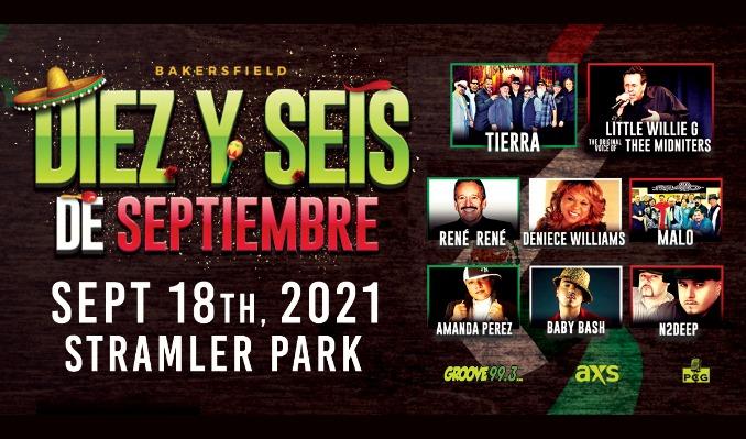 Diez y Seis de Septiembre tickets at Stramler Park in Bakersfield