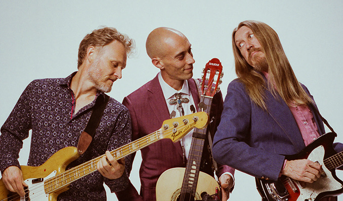The Wood Brothers tickets at Turner Hall Ballroom in Milwaukee