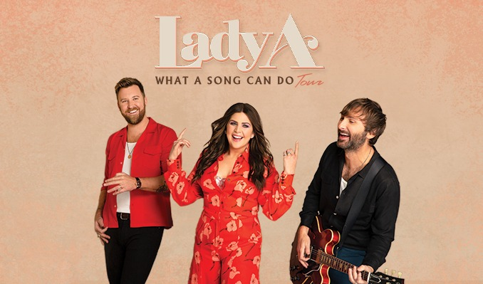 Lady A: What A Song Can Do Tour 2021 tickets at The Theater at Virgin Hotels Las Vegas in Las Vegas