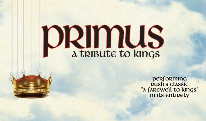 Primus  tickets at The Theater at Virgin Hotels Las Vegas in Las Vegas
