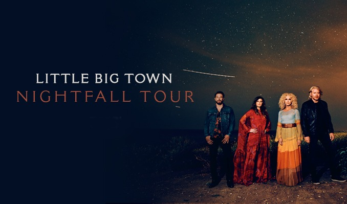 Little Big Town tickets at The Theater at Virgin Hotels Las Vegas in Las Vegas