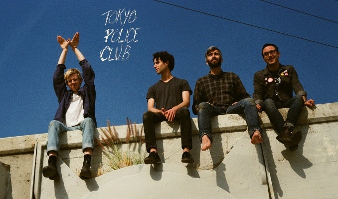 Tokyo Police Club tickets at Trees in Dallas