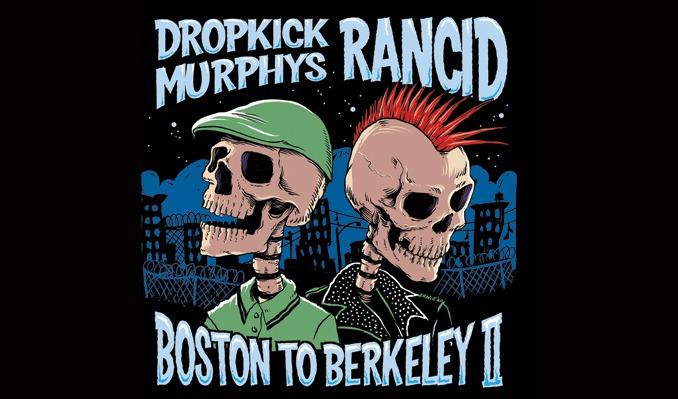 Dropkick Murphys and Rancid  tickets at The Theater at Virgin Hotels Las Vegas in Las Vegas