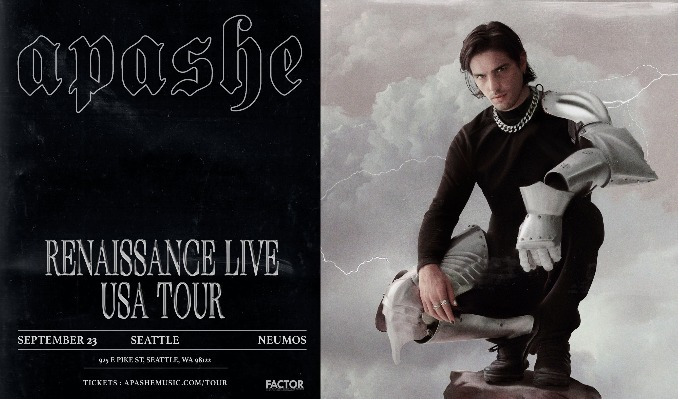 Apashe tickets at Neumos in Seattle
