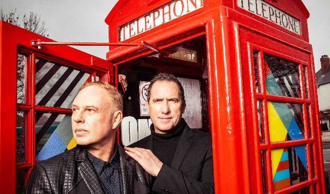 More Info for OMD: Souvenir OMD 40 YEARS – GREATEST HITS
