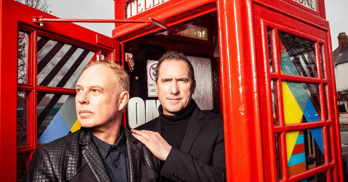 OMD: Souvenir OMD 40 YEARS – GREATEST HITS