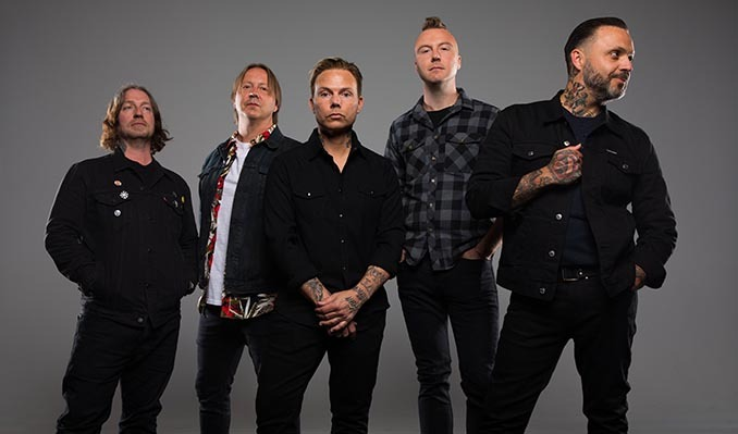 Blue October tickets at Stage AE in Pittsburgh