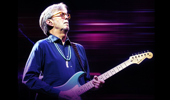 Eric Clapton tickets at Gas South Arena in Duluth