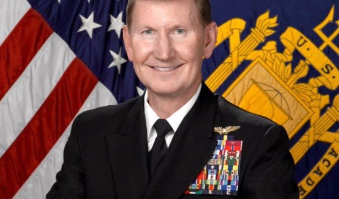 """An Evening with Vice Admiral Walter """"Ted"""" Carter tickets at Key West Theater in Key West"""