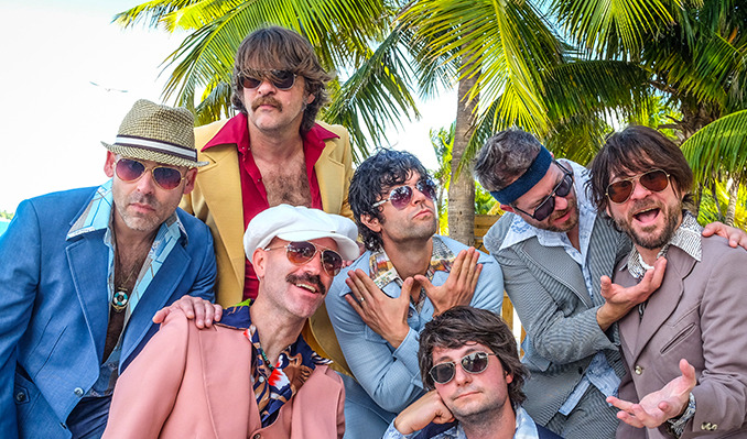 Yacht Rock Revue tickets at The Pabst Theater in Milwaukee