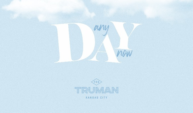 Any Day Now tickets at The Truman in Kansas City