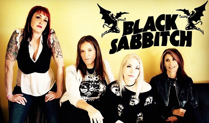 Black Sabbitch: The All Female Black Sabbath tickets at Rams Head On Stage in Annapolis