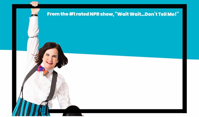 Paula Poundstone tickets at Rams Head On Stage in Annapolis
