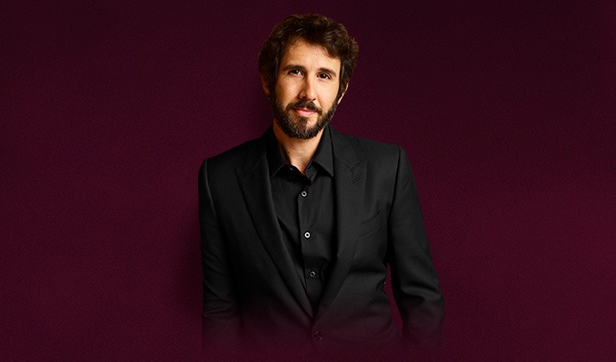 Josh Groban tickets at The Mountain Winery in Saratoga
